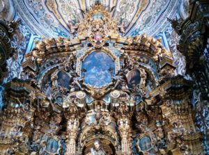 What can you visit in Seville? Guided tours to the Church of San Luis of the French in Seville