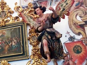 Tourist tour to the Church of San Luis de los French in Seville