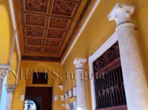 Plafond des plafonds de la Casa de Pilatos
