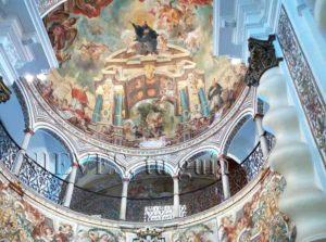 Visita guiada a la Iglesia de San Luis de los franceses en Sevilla