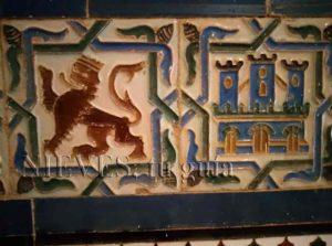 Azulejos Palacio de las Dueñas