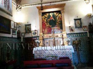 Capilla Palacio de las Dueñas