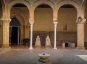 Cour de la Cartuja de Séville