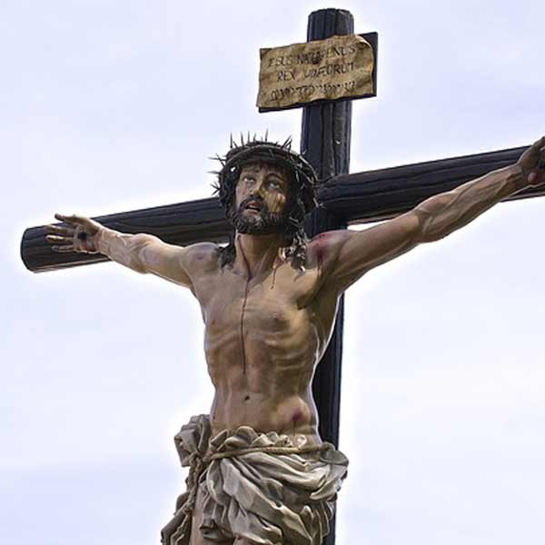 A great representative work of Jesus Christ on the cross