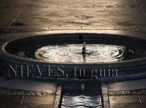 Fontaine de l'Alcazar de Séville