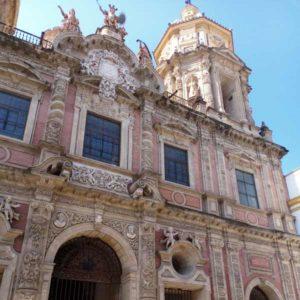 Iglesia de San Luis de los Franceses de Sevilla