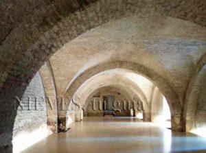 Baños de Doña María de Padilla del Alcázar de Sevilla