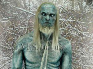 Les Blancs Marcheurs d'Hiver dans Game of Thrones