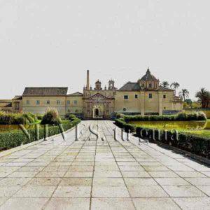 La cartuja de Sevilla, monasterio de Santa María de las Cuevas