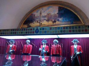 Alguaciles de la Plaza de toros de Sevilla