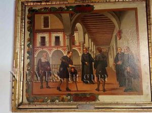 Peintures de l'hôpital de los Venerables à Séville