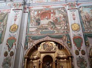 Vista parcial Hospital de los Venerables de Sevilla