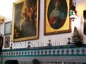 Peintures Palacio de la Dueñas