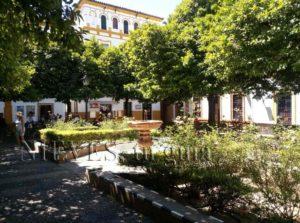 Plaza del Barrio de Santa Cruz