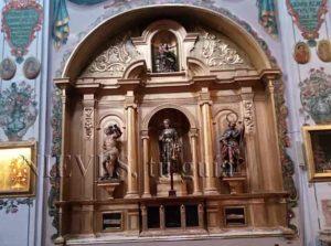 Retablo Hospital de los Venerables de Sevilla