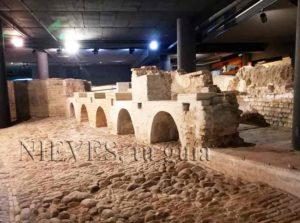 Ruines du château de San Jorge