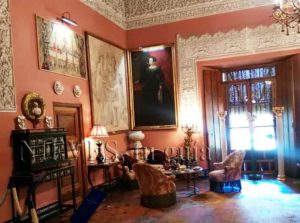 Salon Palacio de las Dueñas