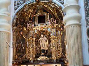 Imagen de la Iglesia de San Luis de los franceses en Sevilla