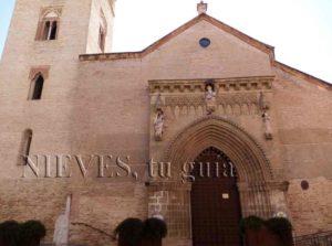 Iglesia de San Marcos en Sevilla