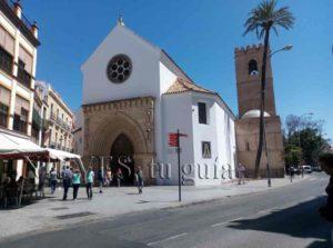 Church of Santa Catalina in Seville