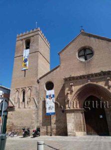 Eglise de Santa Marina à Séville