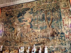 Tapestry of the Palace of the Dueñas