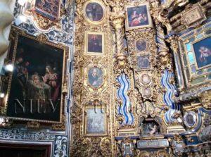 Trésors de l'église de San Luis des Français à Séville
