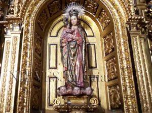 Virgen Hospital de la Caridad de Sevilla